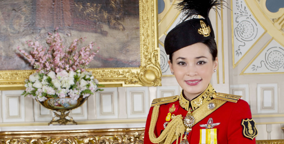 H.M. Queen's Birthday in Thailand in 2021