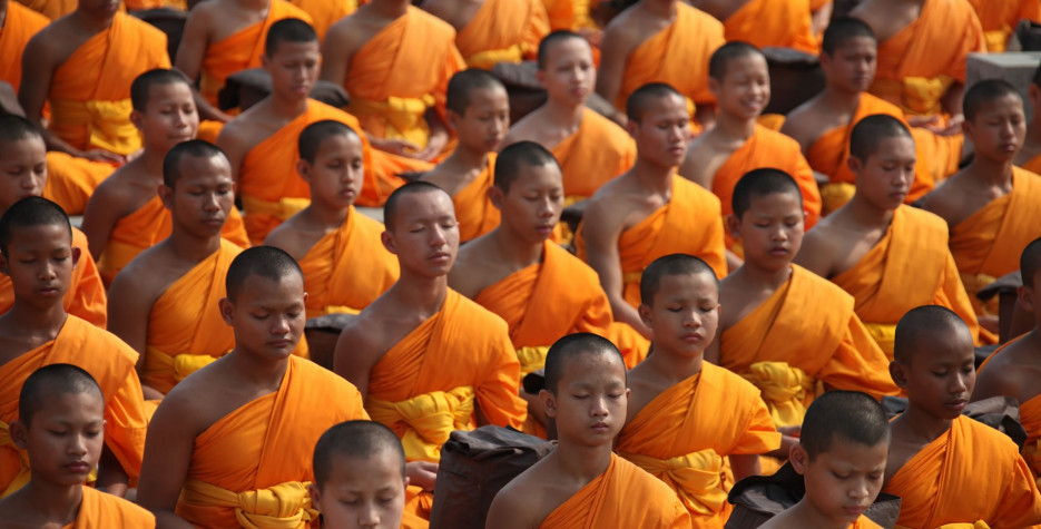 Buddhist Lent around the world in 2021