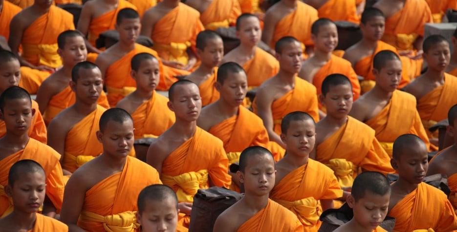 Buddhist Lent around the world in 2020
