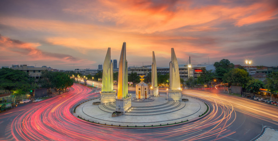 Thailand Constitution Day in Thailand in 2019