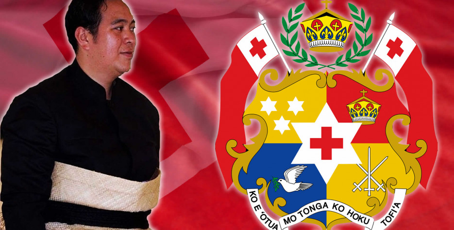 Birthday of HRH Crown Prince in Tonga in 2020