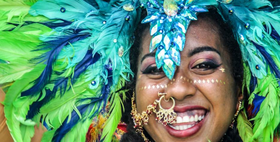 Carnival Monday in Trinidad and Tobago in 2020