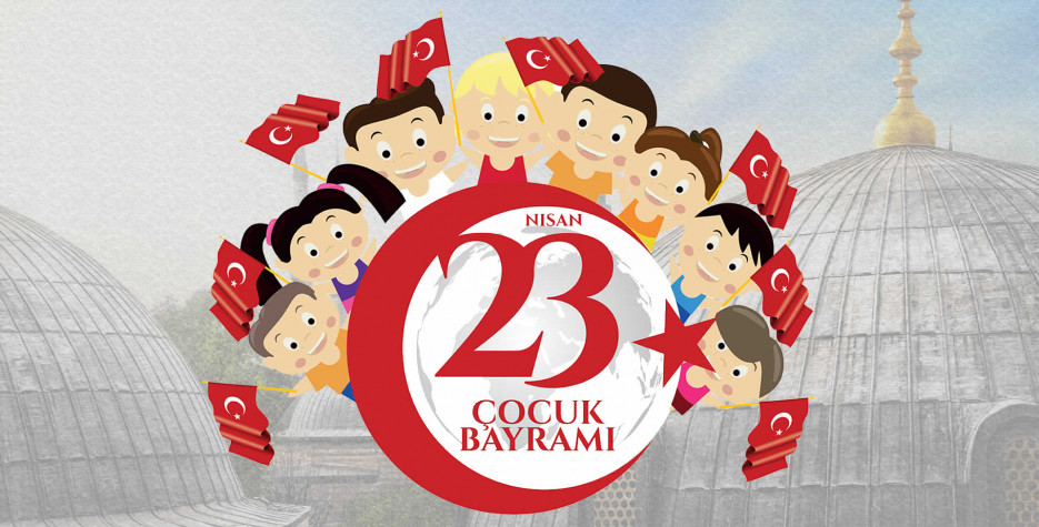 National Sovereignty and Children's Day in Turkey in 2020