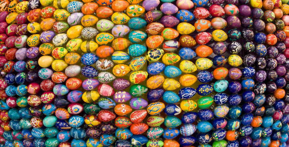 Orthodox Easter Monday in Ukraine in 2021