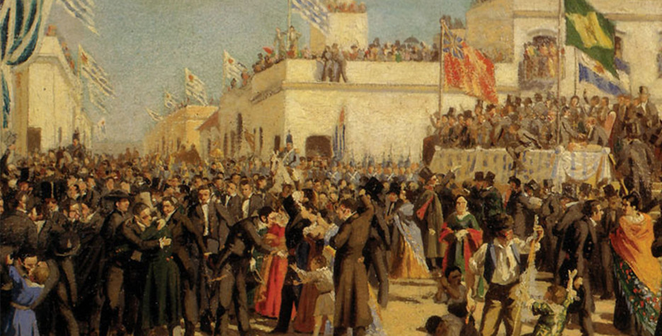 Constitution Day in Uruguay in 2020
