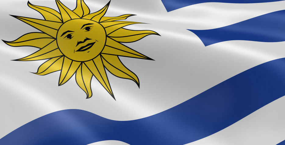 Bank Holiday in Uruguay in 2020