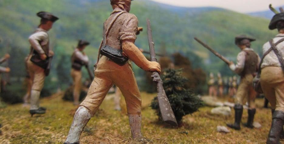 Bennington Battle Day in Vermont in 2020