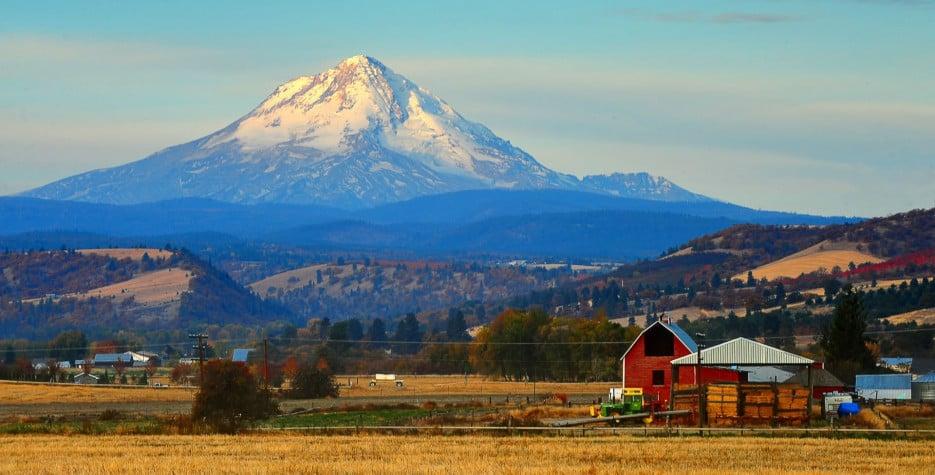 Oregon 2018