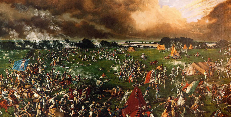 San Jacinto Day in Texas in 2020