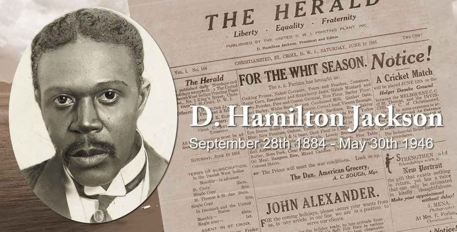 D. Hamilton Jackson Day in US Virgin Islands in 2020
