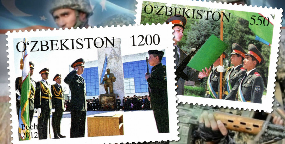 Day of Defenders of the Motherland in Uzbekistan in 2022