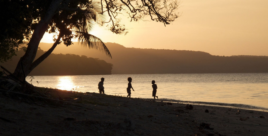 Children's Day in Vanuatu in 2021
