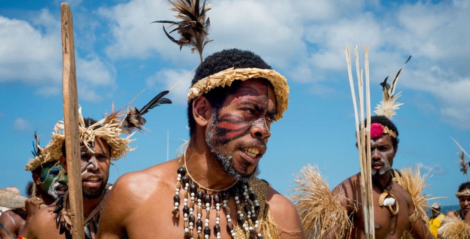 Unity Day in Vanuatu in 2021