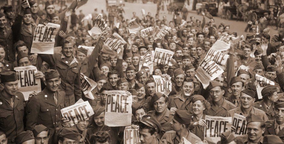 Victory Day in USA in 2021