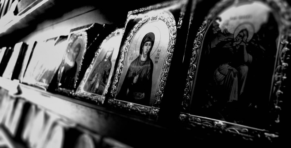 Synaxis of the Mother of God in Greece in 2020