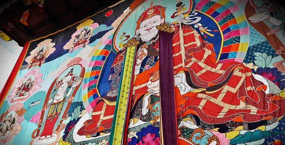 Birth Anniversary Of Guru Rinpoche in Bhutan in 2020