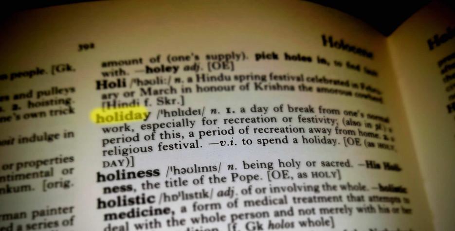 Types of Holidays | Office Holidays