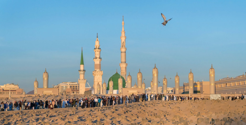 Birthday of Prophet Muhammed in Kuwait in 2021