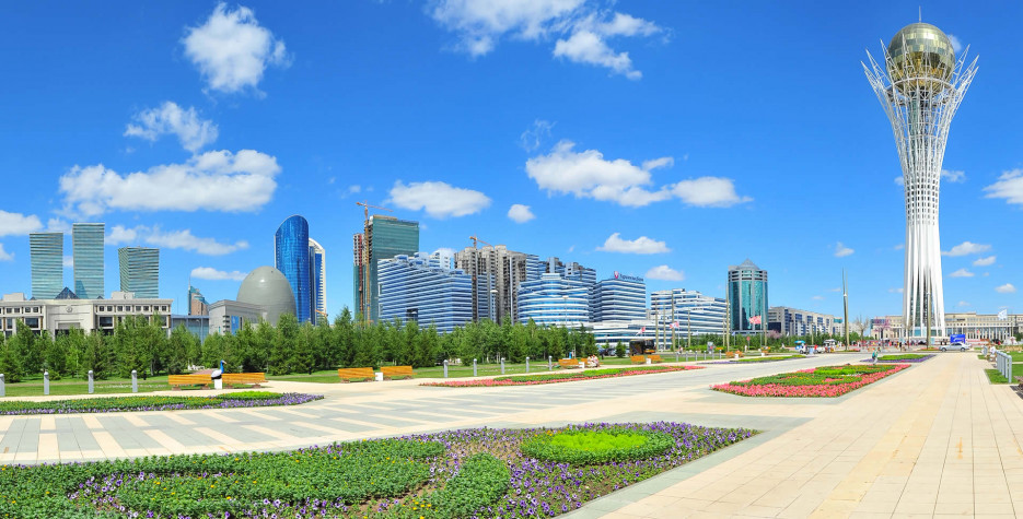 Capital City Day in Kazakhstan in 2021