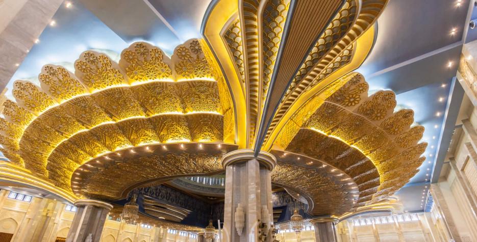 Isra'a Wal Miraj in Kuwait in 2021