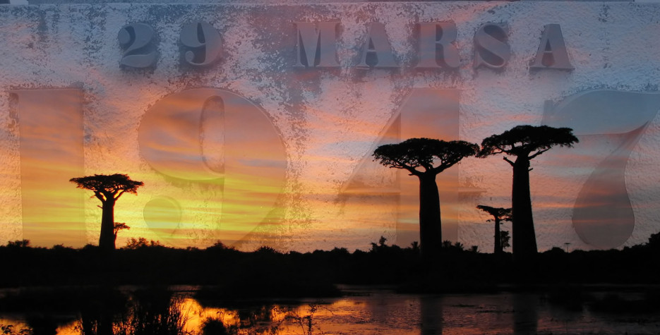 Martyrs Day in Madagascar in 2020