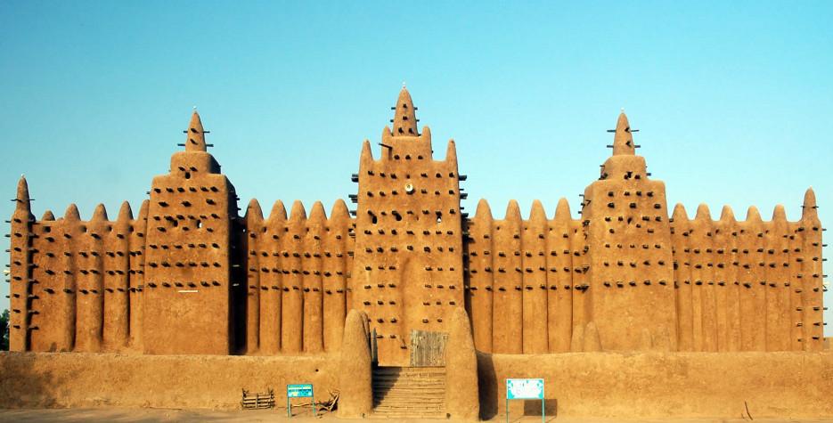 Prophet's Baptism in Mali in 2020