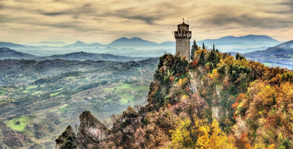 Anniversary of the Fall of Fascism and Freedom Day in San Marino in 2020
