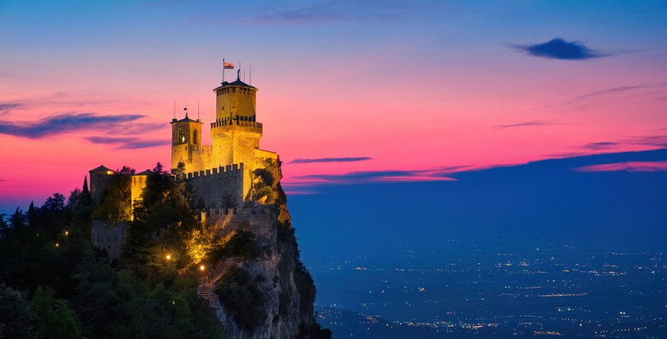 San Marino Foundation Day around the world in 2020