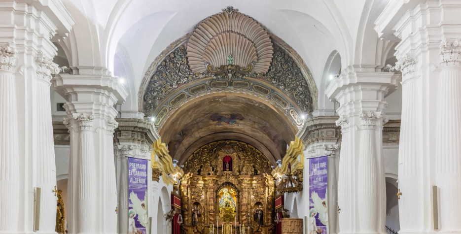 Our Lady of Africa in Spain in 2021